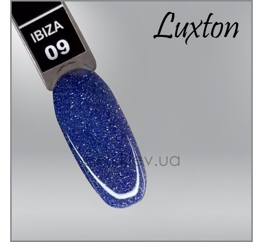 Гель лак LUXTON Ibiza 9, светоотражающий, 10мл
