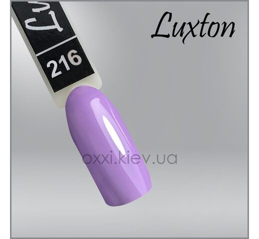 Гель лак Luxton Luxton № 197 Oxxi Professional