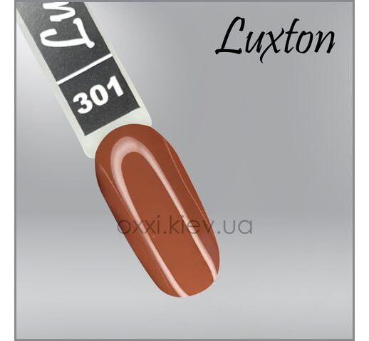 Гель-лак LUXTON 301, 10мл