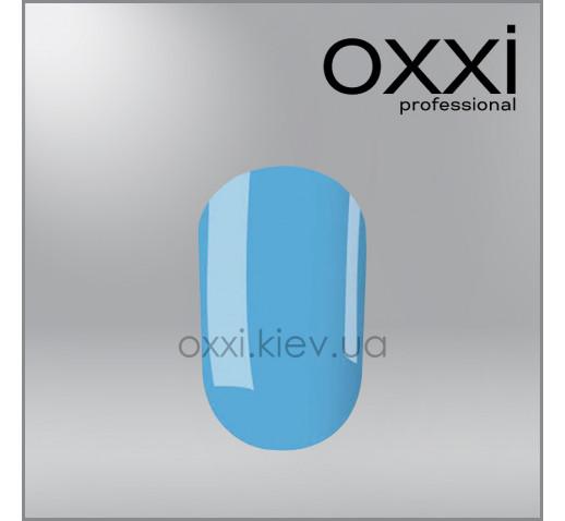 Гель-краска Oxxi 009 голубая, 5г