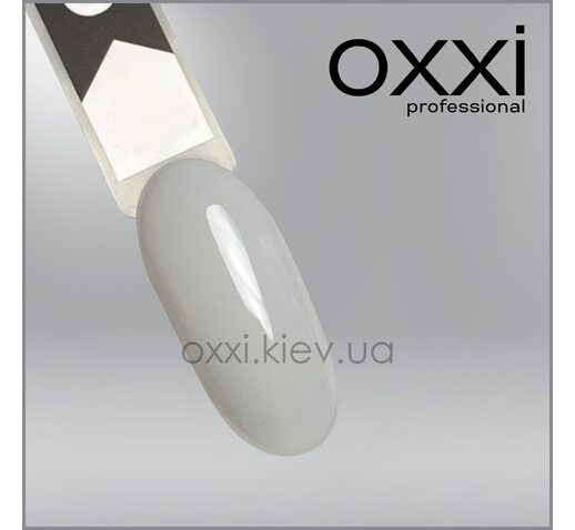 Молочный топ для гель-лака Oxxi Professional Milky Top, 10 мл
