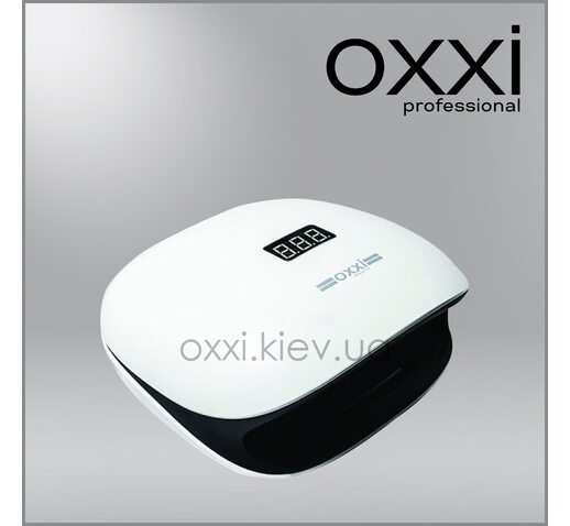 LED/UV лампа 2в1 Oxxi Professional