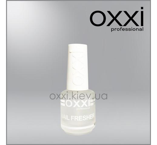 Обезжириватель для ногтей Oxxi Nail fresher, 15 мл